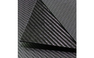 "Plate - Carbon Fiber - Twill 2x2 Weave - 0.03"" to 1.00"" Thick"